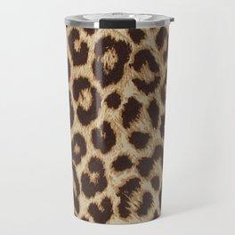 Leopard Pattern - Cheetah Pattern Travel Mug