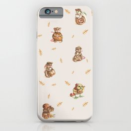 French Bakery - Lucie Schrimpf iPhone Case