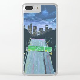110 Clear iPhone Case
