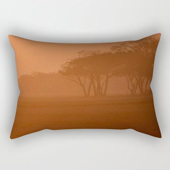 Morning activity #7 Rectangular Pillow