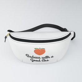 Bad Peach Fanny Pack
