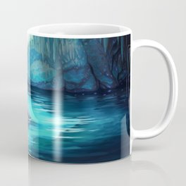 The Forgotten Cave Coffee Mug