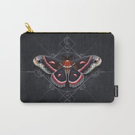 Hyalophora Cecropia Carry-All Pouch