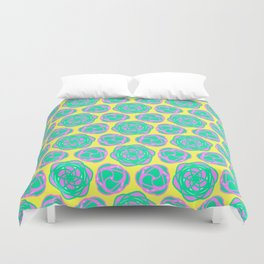 Sprouts Duvet Cover