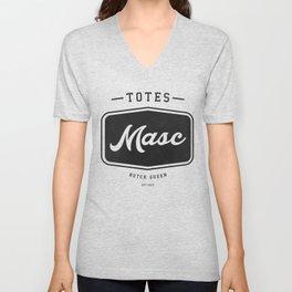 Totes Masc - Vintage Unisex V-Neck