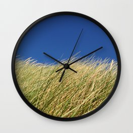 Nehalem II Wall Clock