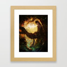 Igon Framed Art Print
