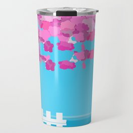 Buganvilla Travel Mug