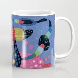 Wobbly New Year Coffee Mug
