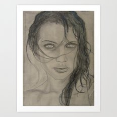 Callista Art Print