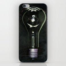 Giant Industrial Light Bulb iPhone & iPod Skin