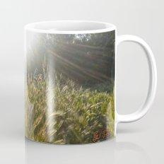 Wheat and poppies Coffee Mug