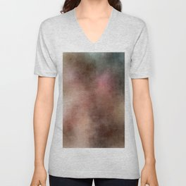 Gay Abstract 21 Unisex V-Neck