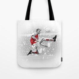 Dennis Bergkamp - Arsenal Tote Bag
