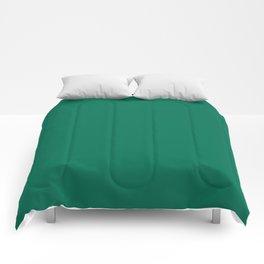 PANTONE 18-5845 Lush Meadow Comforters