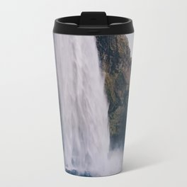 Waterfall 04 Travel Mug