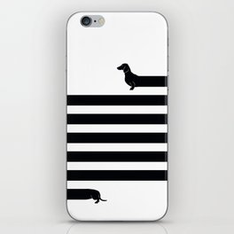 (Very) Long Dog iPhone Skin