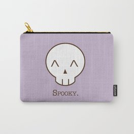 Spooky Skull Kawaii   Halloween Is Coming! Carry-All Pouch
