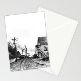 Bradford Street, Provincetown Stationery Cards