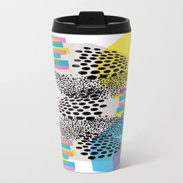 Summer Metal Travel Mug