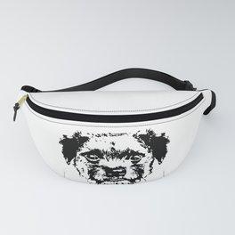 BORDER TERRIER DOG Fanny Pack