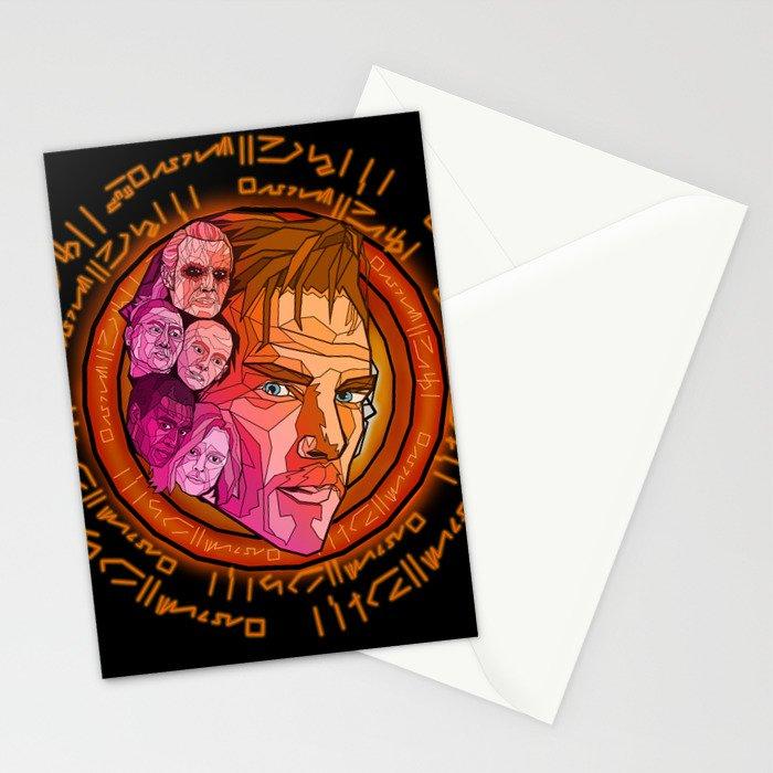 Dr. Strange Stationery Cards