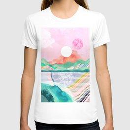Lagoon Moon T-shirt