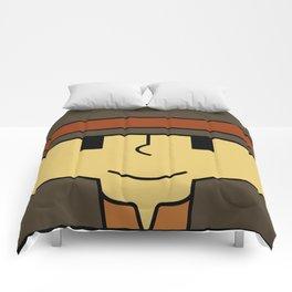 Minimal Layton Comforters