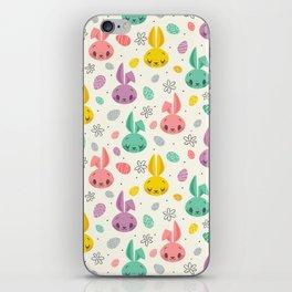 Easter Bunnies iPhone Skin