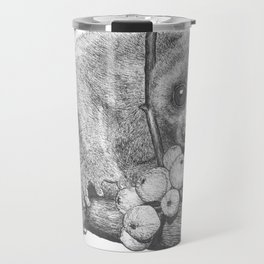 Slow Loris (Kera Duku) Travel Mug