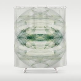 Hybrid Shower Curtain