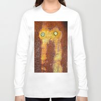 totem Long Sleeve T-shirts featuring Totem by Sheri L. Wright