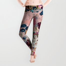 Summer Botanical Garden VIII - II Leggings