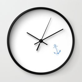 Friends Forever We Will Always Be Friendship T-Shirt Wall Clock