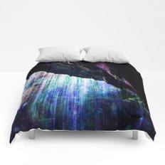 Enchanted Waterfall. Comforters