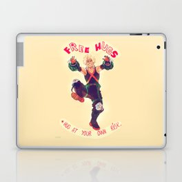 FREE HUGS Laptop & iPad Skin