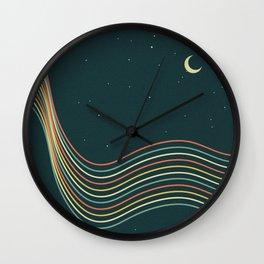 Vintage Sky Wall Clock