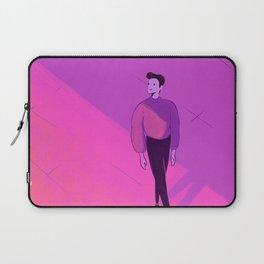 walking man Laptop Sleeve