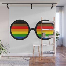 visibly gay Wall Mural