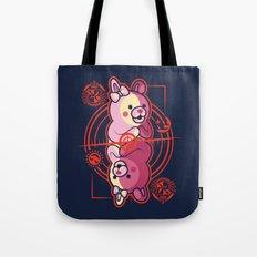 Queen of Hope Tote Bag
