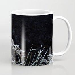 Frozen grass Coffee Mug
