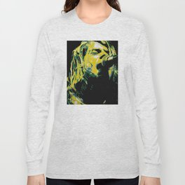 COBAIN UNPLUGGED Long Sleeve T-shirt