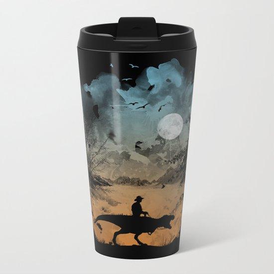 Rexboy Metal Travel Mug