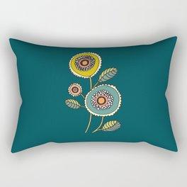 petites amies Rectangular Pillow
