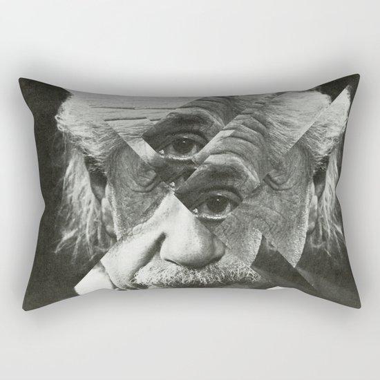 Albert E Mix 2 Rectangular Pillow