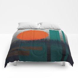 New sunrise Comforters