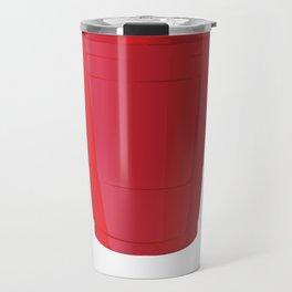 Red Cup Travel Mug