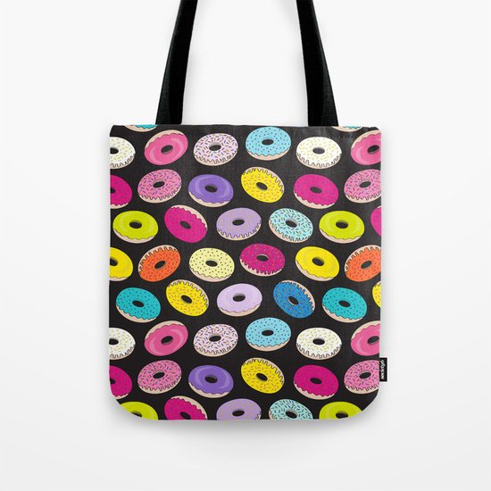 Donut Dreams by Everett Co Tote Bag