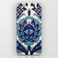 moroccan iPhone & iPod Skins featuring Moroccan by Faith Dunbar