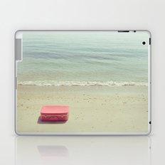 A deep breath. Laptop & iPad Skin